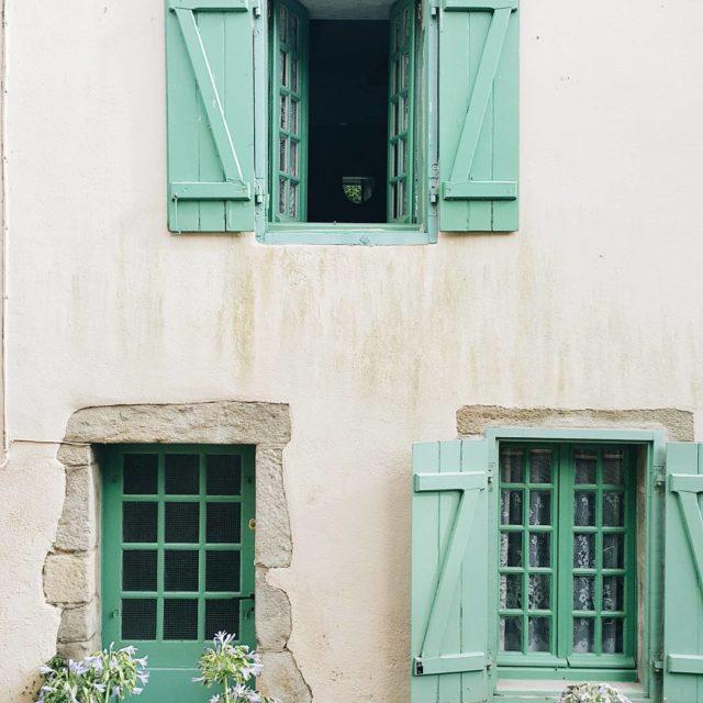 Mint windows Bretagne SummerArchives BestofAugust FilipinainFrance FrenchLife