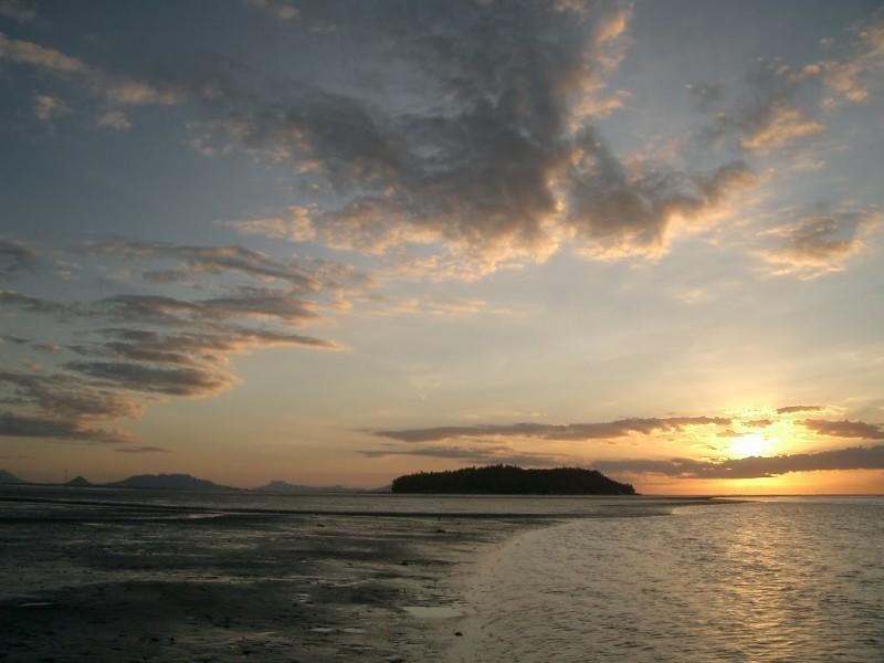Sunset Goddes in Samar_Napalisan Island