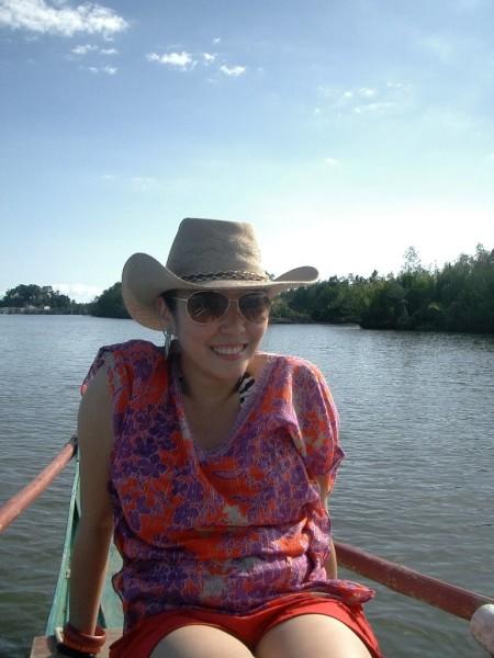 Sunset Goddess Samar_boat