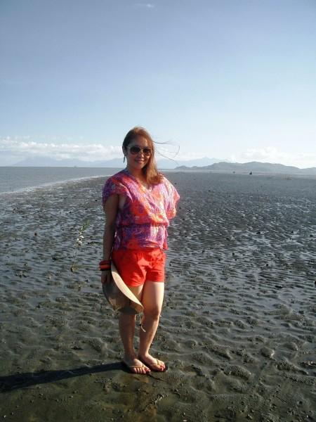 Sunset Goddess in Samar Canmarga
