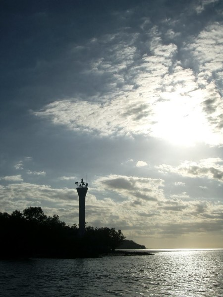 Sunset Goddess in Samar_Caprangasan lighthouse