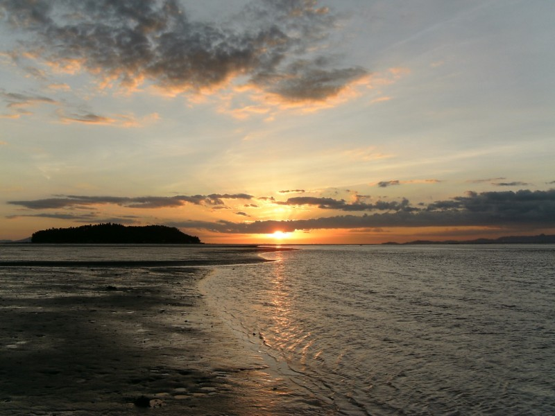 Sunset Goddess in Samar_Samar Sunset