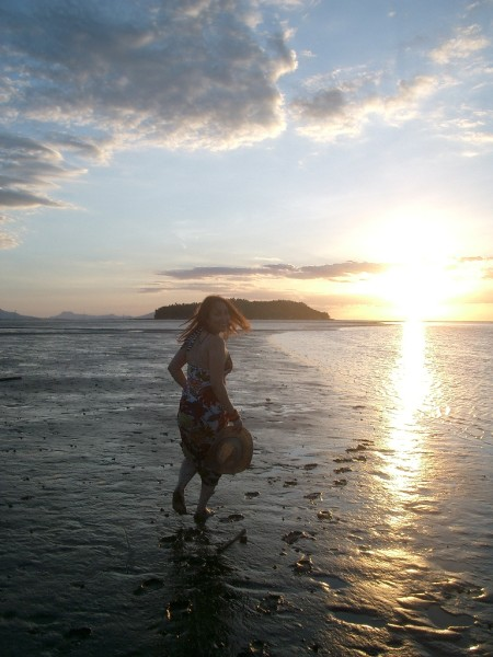 Sunset Goddess in Samar_cherish