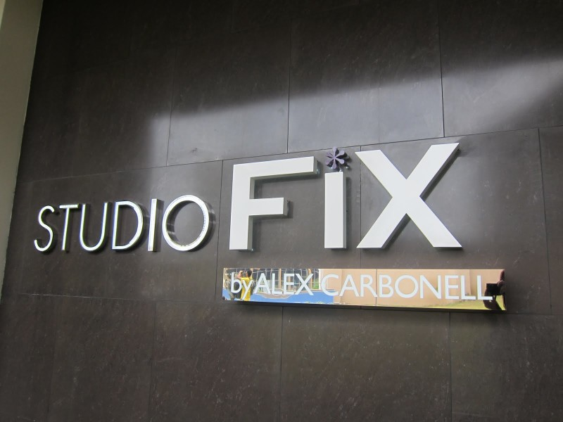 Studio Fix by Alex Carbonell
