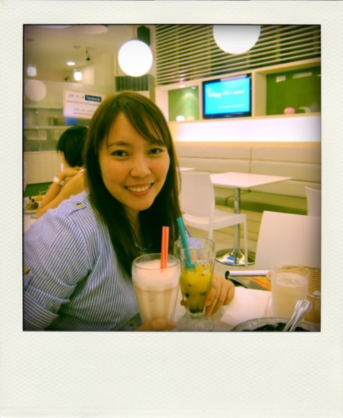 Bubble Tea Wilson_Sunset Goddess