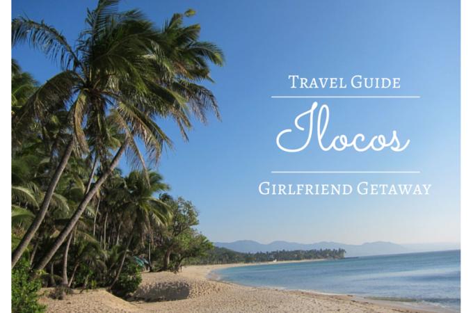 Ilocos Travel Guide Girlfriend Getaway Sunset Goddess Manila