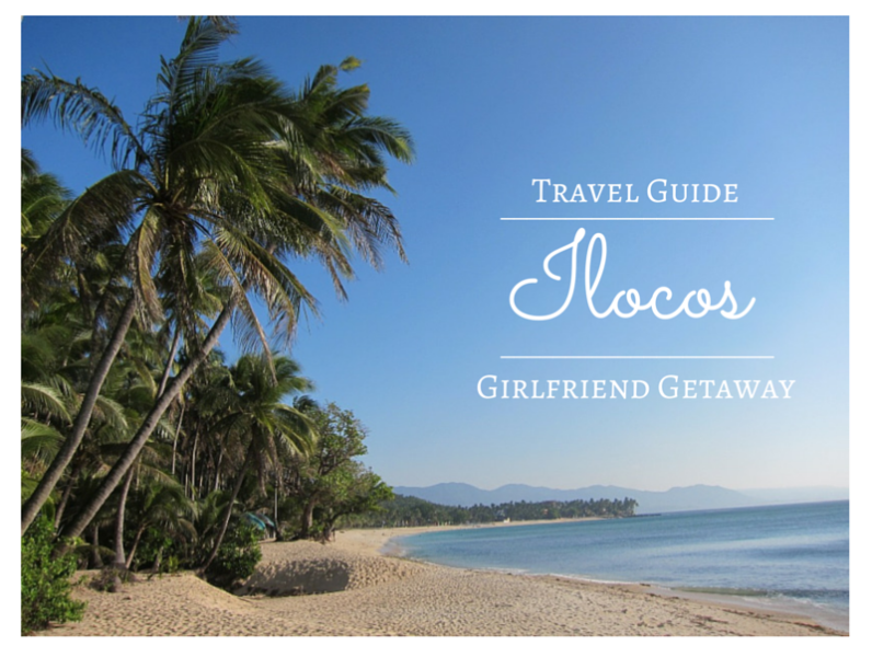 Ilocos Travel Guide Girlfriend Getaway Sunset Goddess Manila