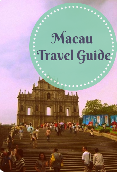 Sunset Goddess Macau Travel Guide
