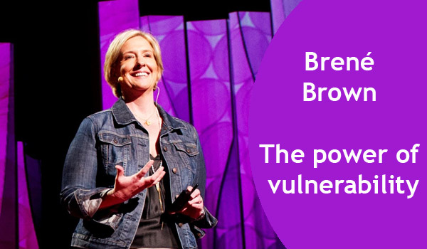 brene-brown the power of vulnerability