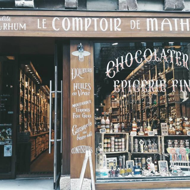 Stores with Diagon Alley vibes Bretagne MyFrenchSummer filipinainFrance
