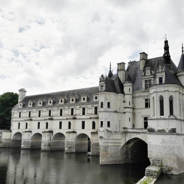 Chenonceau was my favorite chteau MyFrenchSummer Loire FilipinainFrance