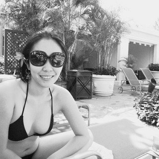 Poolside at the Venetian Macao