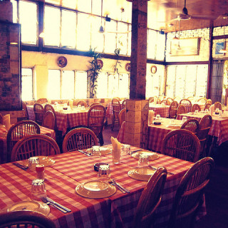 Lunch at Fernando's Restaurant