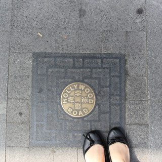 Hong Kong Day 6: Hollywood Road & Upper Lascar Row