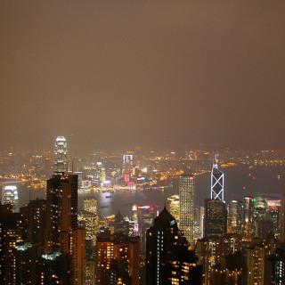 Hong Kong Day 5: Victoria Peak