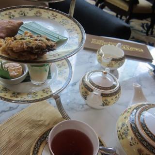 Afternoon Tea at the Makati Shangri-La