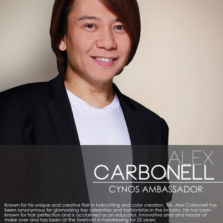 Kerasilk Keratin Treatment from Alex Carbonell for Cynos