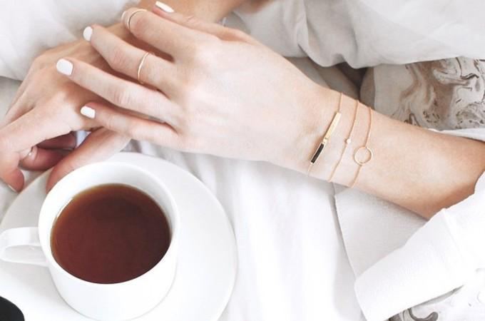 Spring Solitaire Diamond Bracelet Rose Gold